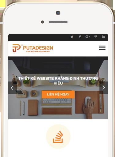 Thiết kế web mobile Nha Trang
