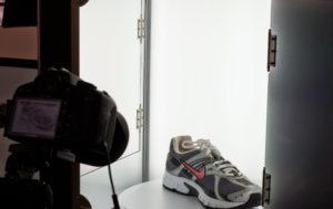 Quá trình chụp ảnh và xử lý hậu kì khá phức tạp