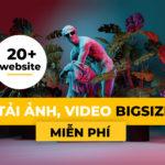 [20+] Website Download ảnh Big Size miễn phí cho giới Design 2020